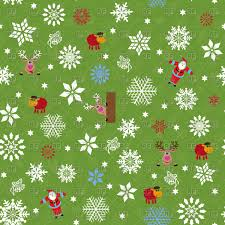green christmas background clipart.  Background Green Seamless Christmas Background With Santa Reindeer Sheep And  Snowflakes Vector Image U2013 Click To Zoom To Background Clipart O