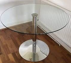 round glass dining table john lewis enzo