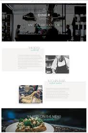 Restaurant Menus Layout Diner A Free Divi Layout For Restaurants Elegant Themes Blog