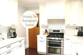 installing tile backsplash install kitchen around window installing tile sheets subway tiles install kitchen how to