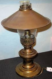 for old time s sake antique brass aladdin electric lamp with in electric hurricane lamps plans