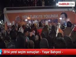 2014 yerel seçim sonuçları - Yaşar Bahçeci - - Dailymotion Video