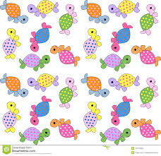 Turtle Pattern Unique Seamless Turtle Pattern Stock Illustration Illustration Of Files