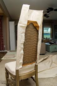 Reupholstering Dining Room Chairs 1000 Ideas About Recover Dining Chairs On Pinterest Dining Room