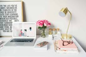 Without a clean office desk, your work can become boring and less productive. Deep Clean Your Home Office The Organized Mom