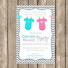 Gender Reveal Invitation Templates Cheap Gender Reveal Invitations Party Invitation Ideas