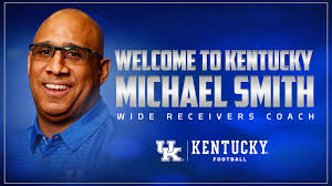Michael Smith Named Wide Receivers Coach - University of Kentucky Athletics