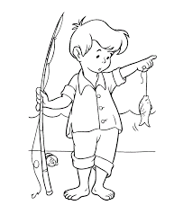 Small Picture fish coloring in pages fish coloring fishing coloring pages