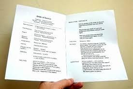 Souvenir Booklet Template Download Conference Program Booklet Template Unique Free Wedding Program
