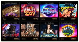parklane casino slots