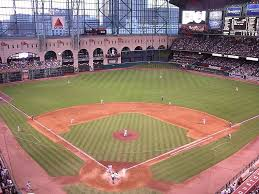 Done Throw A Pitch At Minute Maid Park Houston Astros