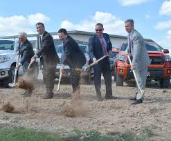 Reagor Dykes Breaks Ground On New Toyota Dealership Plainview