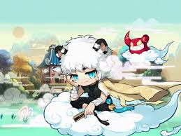 Kms Ver 1 2 320 Maplestory Glory Reckless Sage Ho Young