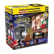 As Seen On Tv Window Wonderland Christmas Decoration Light Projector As Seen On Tv Window Wonderland Projector System Products
