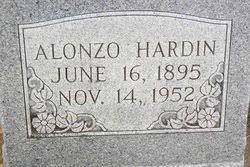 Alonzo Hardin (1895-1952) - Find A Grave Memorial