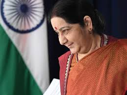 Sushma Swarajs Memorable Life Journey From Indias Daughter To One Of