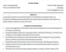 Resume Objective Internship Marketing Sample Financial Intern