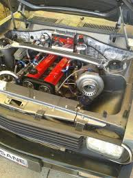 Toyota 4age turbo in a nissan pick up   4AGE   Pinterest   Toyota ...