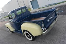1949 Chevrolet 3100 5 Window Pickup Chevy Truck Not Apache 1955 ...