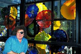 dale chihuly awe inspiring works on display in local area mvp