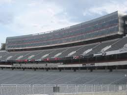 Sanford Stadium Georgia Seating Guide Rateyourseats Com