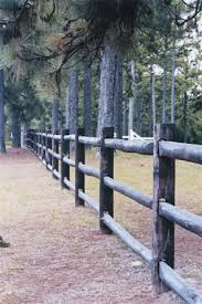 rail fence styles. About The Posts: Rail Fence Styles