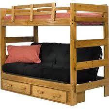 Futon Bunk Bed – Shop Bunk Beds with Futons