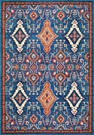 blue orange persian rug navy and rugs at studio l