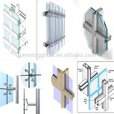 exterior tile wall installation. glass curtain wall installation install tempered exterior tile t
