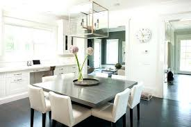 white dining room furniture gray square dining table with white dining chairs white leather dining room chairs