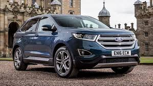2018 ford suv. brilliant ford ford edge suv confirmed for 2018 and ford suv s
