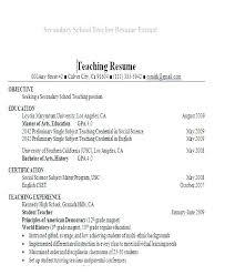 Student Teaching Resume Classy Student Teaching Resume Samples Student Teaching Resume Student