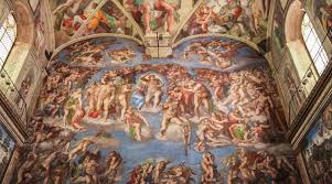 and controversy in the sistine chapel