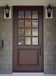 front exterior doorsSolid Wood Entry Doors from Doors for Builders  Exterior Wood