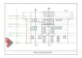bungalow working drawing bungalow drawing design bungalow drawing plan architectural house