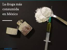 Image result for consumo de drogas en mexico 2019