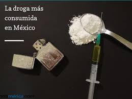 Image result for consumo de drogas en mexico 2019