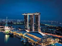 infinity pool singapore night. Marina Bay Sands Infinity Pool Singapore Night D