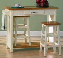 Kitchen Island Cart With Stools dayrime