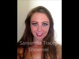 Samantha Tracey Showreel on Vimeo