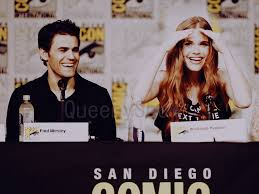 Holland Roden + Paul Wesley by QueenySnow on DeviantArt