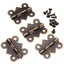 Vintage cabinet hinges Old Style 4pcs Antique Bronze Kitchen Cabinet Hinge Furniture Accessories Vintage Jewelry Wooden Box Hinges Fittings For Furniture 25x20mm Aliexpresscom 4pcs Antique Bronze Kitchen Cabinet Hinge Furniture Accessories