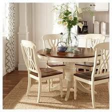 Countryside Round Table Set Antique White Inspire Q Target