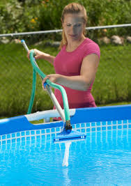 garden hose pool vacuum. Plain Hose Garden Hose Pool Vacuum Woman Vacuuming Pool 2 Cropped And Vacuum The Online School