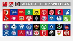 Seasons run from august to may. Fragen Und Antworten Zur Entstehung Der Spielplane Der Bundesliga Und 2 Bundesliga Dfl Deutsche Fussball Liga Gmbh Dfl De
