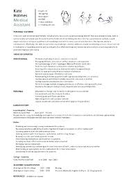 Medical Research Assistant Resume Healthcare Assistant Medical ...