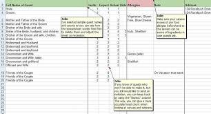 Wedding Invite Spreadsheet Inventory Spreadsheet Inventory