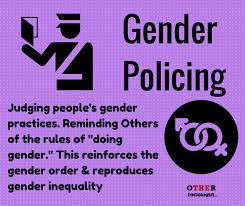 transgender women s experiences of gender inequality at work the gender policing