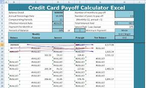 How To Payoff Credit Card Debt Calculator Credit Card Debt Calculator Template Pay Off Credit Card Debt