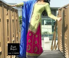 Designer Palazzo Pants Online India Palazzo Suits Party Wear With Price Punjabi Designers